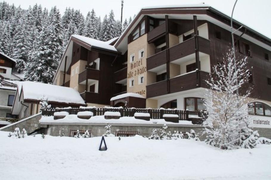 Hotel Alle Tre Baite (fotografie 1)