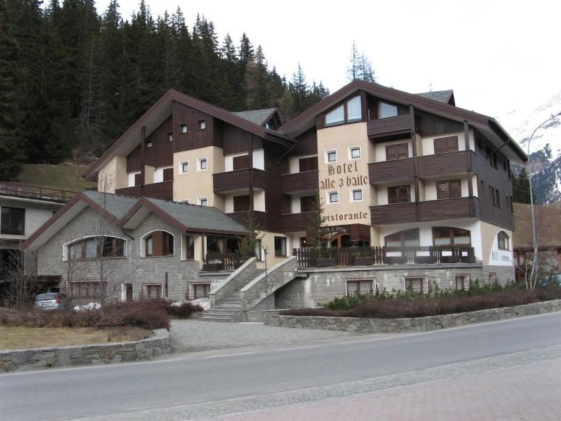 Hotel Alle Tre Baite (fotografie 4)