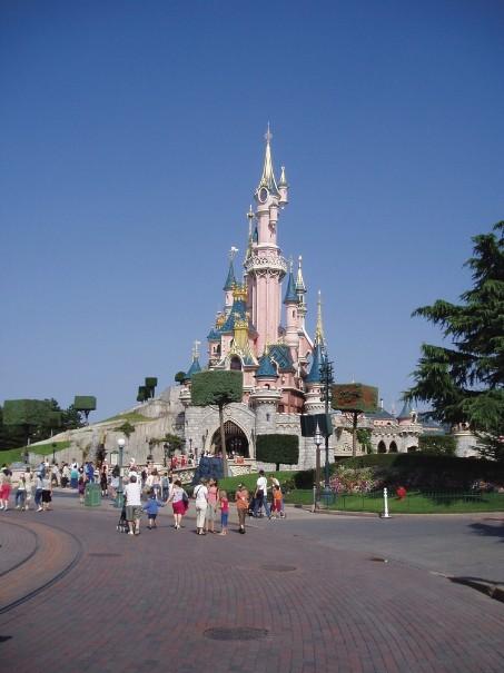 Paříž a Disneyland (fotografie 2)