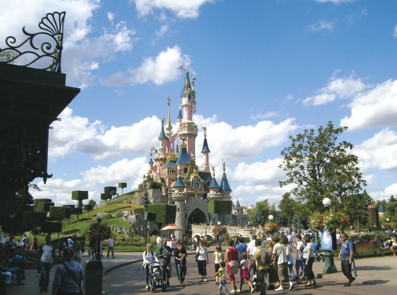 Paříž a Disneyland (fotografie 4)