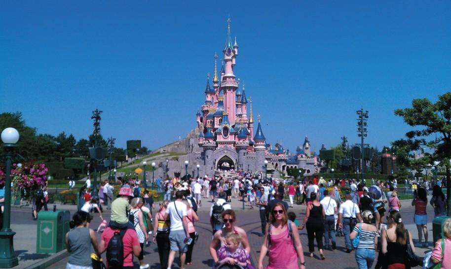 Paříž a Disneyland (fotografie 8)