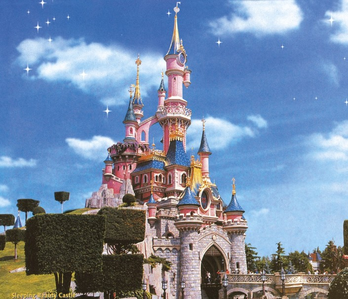 Paříž a Disneyland (fotografie 12)