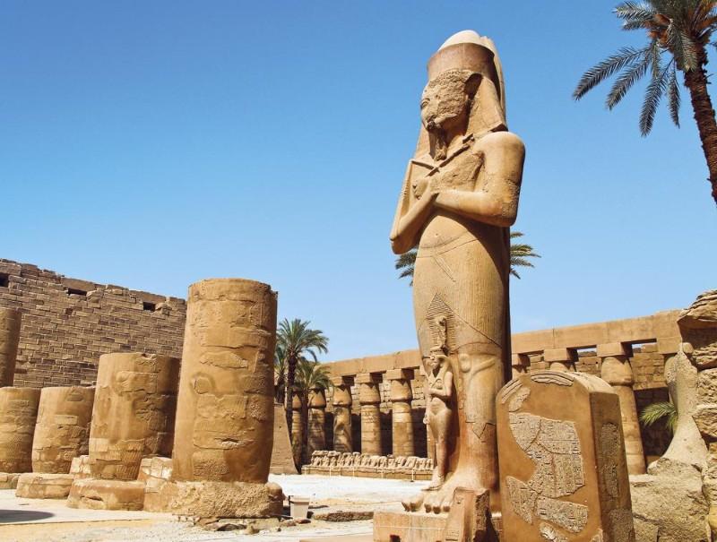 Egypt lodí po Nilu s pobytem u moře (fotografie 6)