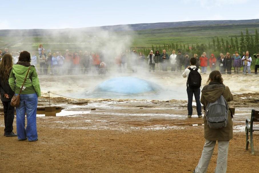 Islandská zastavení s Burianem - Letecké víkendy (fotografie 8)