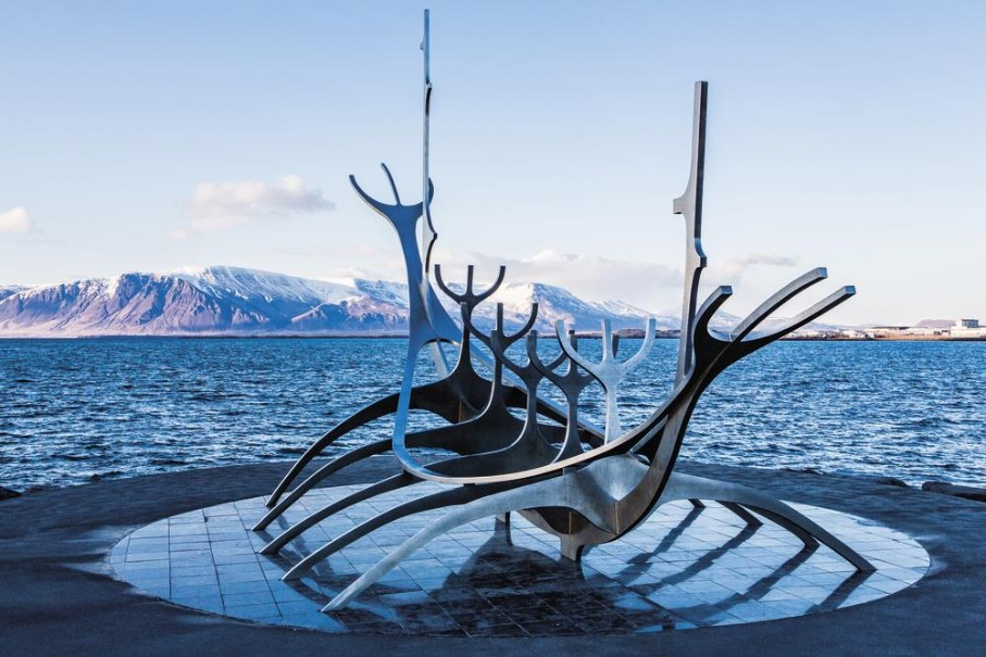 Islandská pohlednice - Letecké víkendy (fotografie 4)