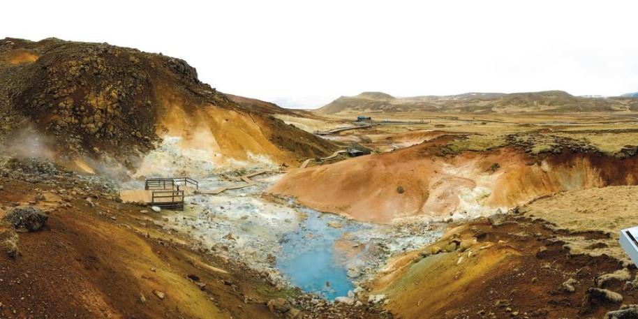 Islandská pohlednice - Letecké víkendy (fotografie 6)
