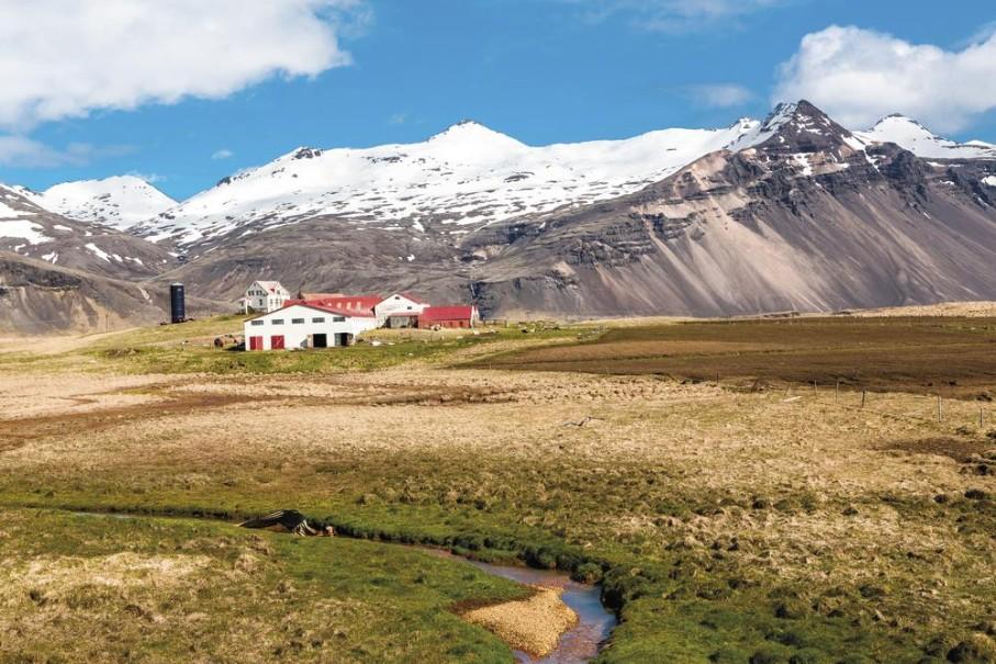 Islandská pohlednice - Letecké víkendy (fotografie 9)