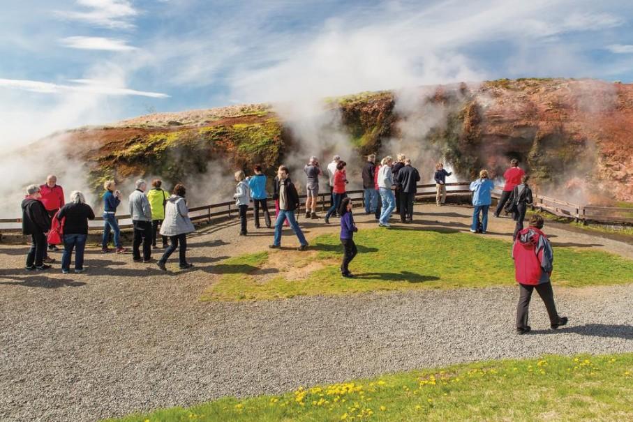 Islandská pohlednice - Letecké víkendy (fotografie 11)