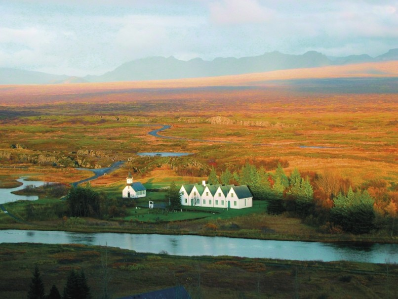 Islandská pohlednice - Letecké víkendy (fotografie 12)