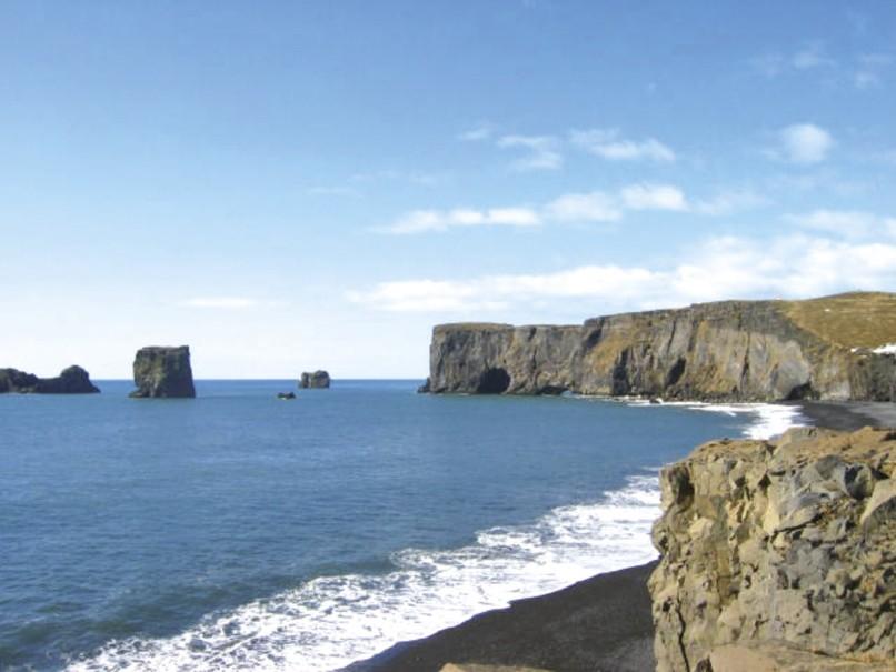 Islandská pohlednice - Letecké víkendy (fotografie 13)