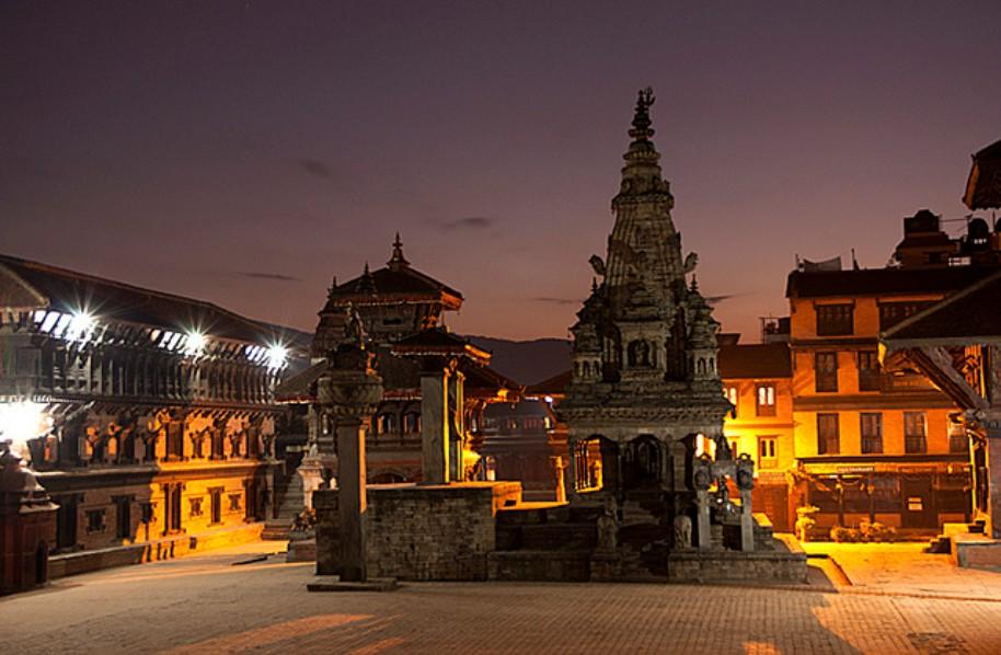 Nepál - královská města, Himaláje, safari v Chitwanu (Expedice) (fotografie 7)