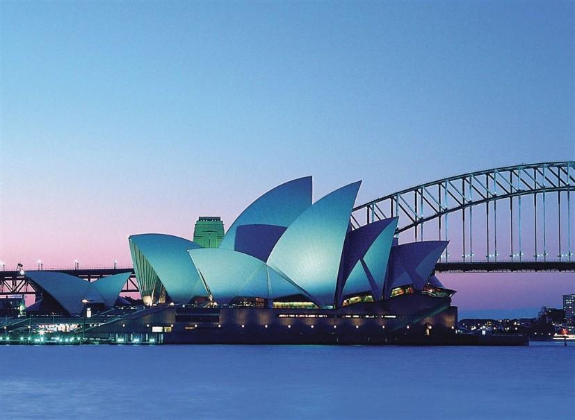 Austrálie - Zlatý trojúhelník (fotografie 2)