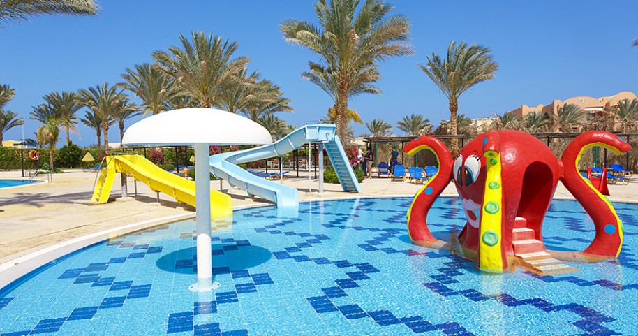 Hotel Madinat Coraya Jaz Solaya Resort (fotografie 6)