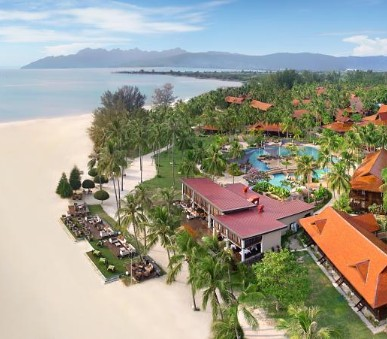 Hotel Meritus Pelangi Beach Resort & Spa
