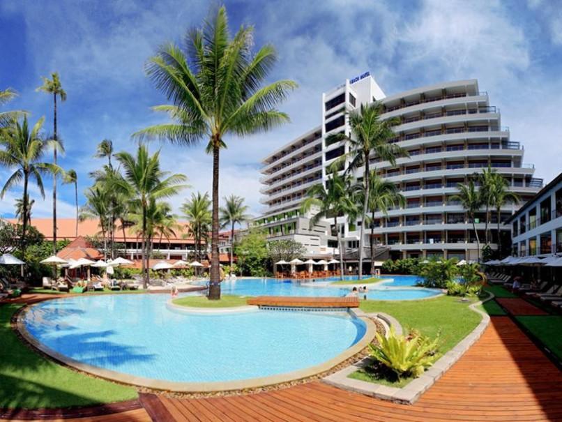 Patong Beach Hotel (fotografie 2)