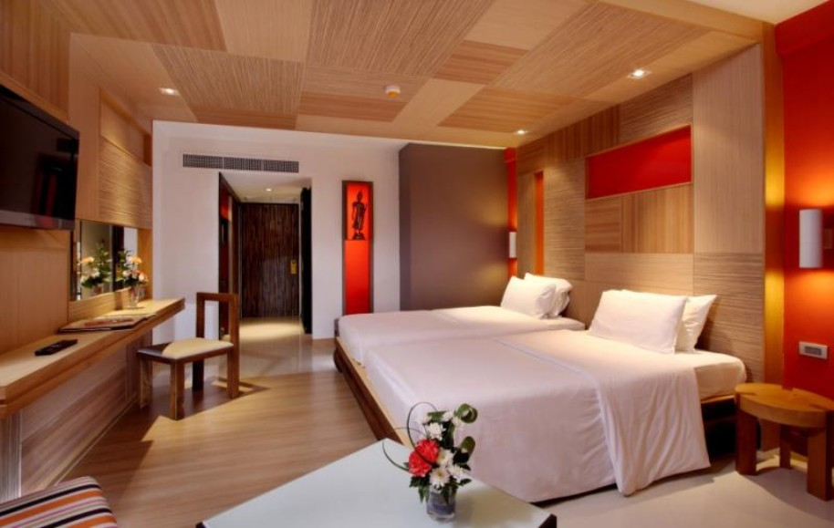 Patong Beach Hotel (fotografie 3)