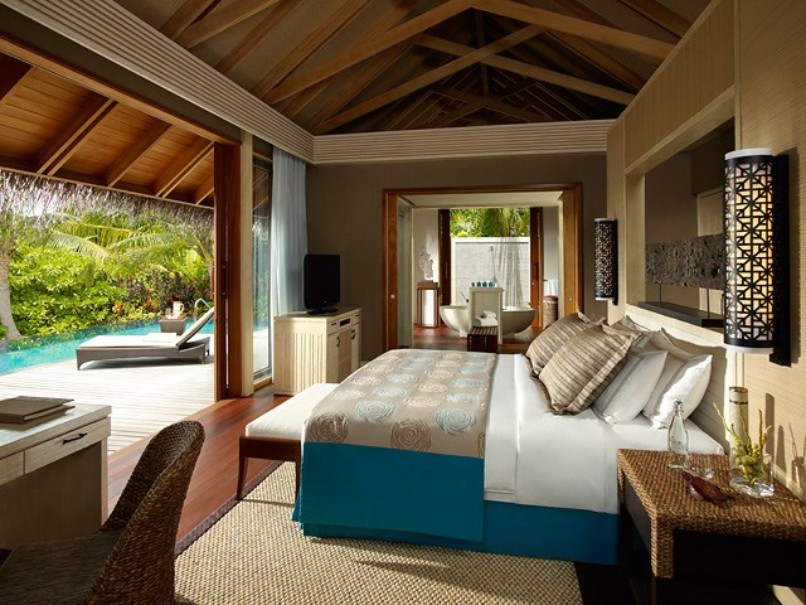 Hotel Shangri-La's Villingili Resort & Spa (fotografie 25)