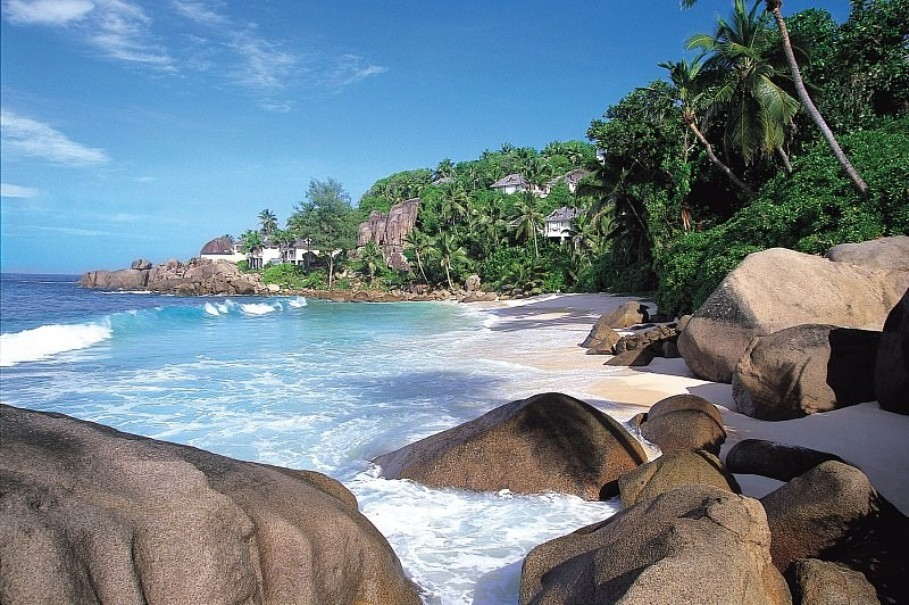Hotel Banyan Tree Seychelles (fotografie 2)