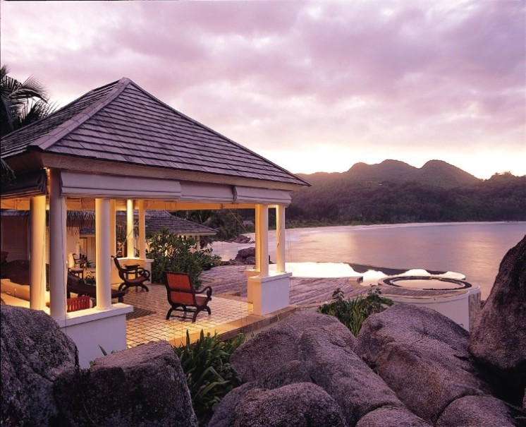 Hotel Banyan Tree Seychelles (fotografie 4)