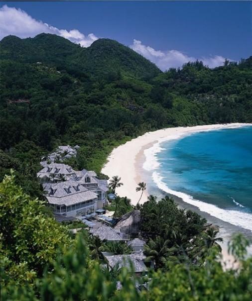 Hotel Banyan Tree Seychelles (fotografie 8)