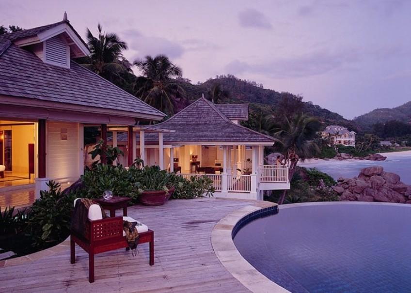 Hotel Banyan Tree Seychelles (fotografie 9)