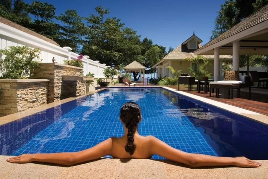 Hotel Banyan Tree Seychelles (fotografie 1)