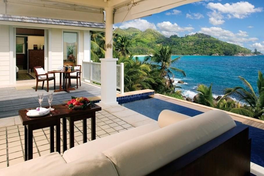 Hotel Banyan Tree Seychelles (fotografie 15)