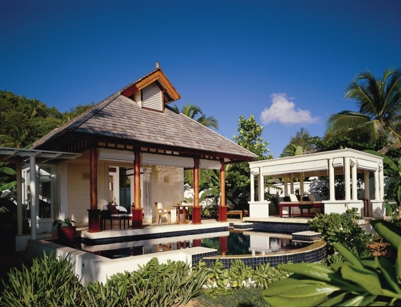 Hotel Banyan Tree Seychelles (fotografie 18)