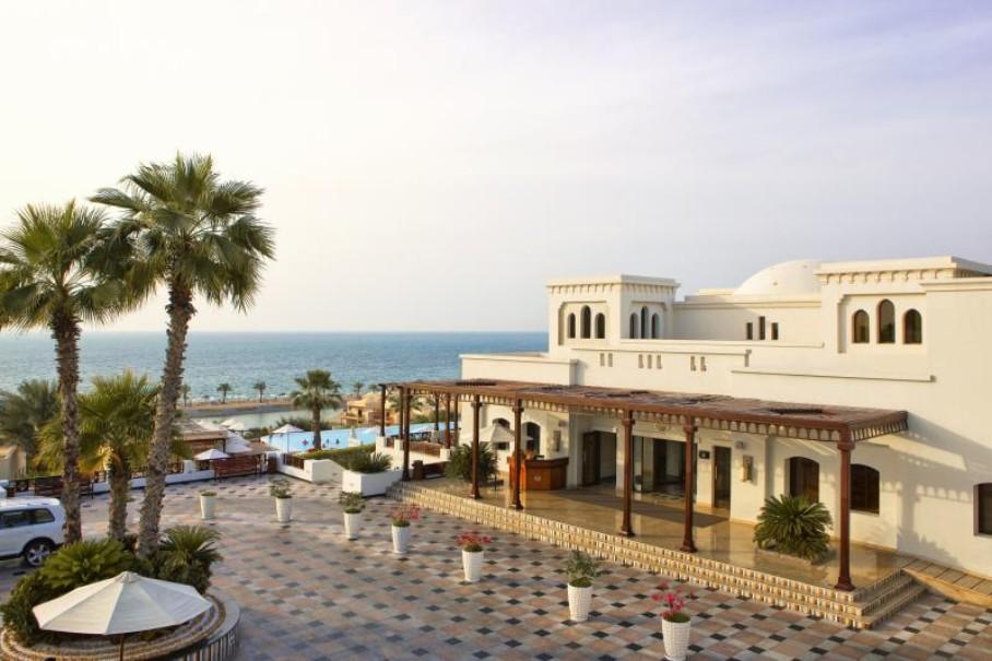 Vilový komplex The Cove Rotana Resort (fotografie 8)