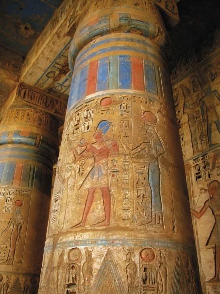 Egypt lodí po Nilu s pobytem u moře (fotografie 4)
