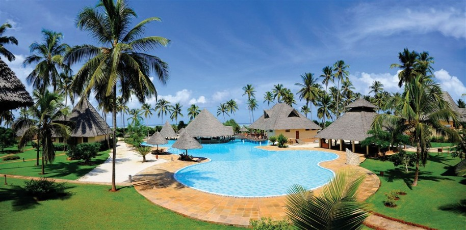 Hotel Neptune Pwani Beach Resort & Spa (fotografie 1)