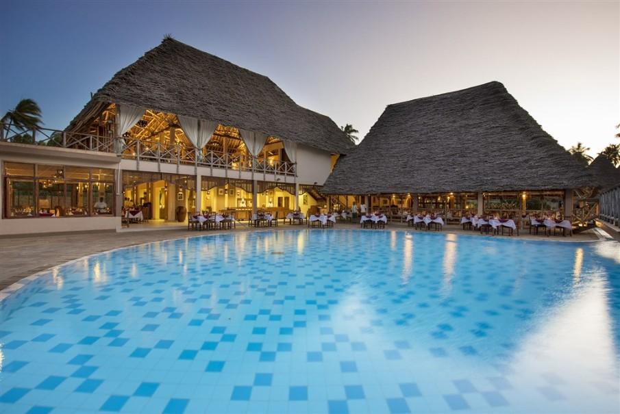 Hotel Neptune Pwani Beach Resort & Spa (fotografie 7)