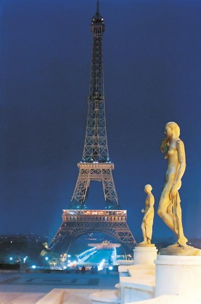 Paříž - Prodloužené letecké víkendy (fotografie 2)