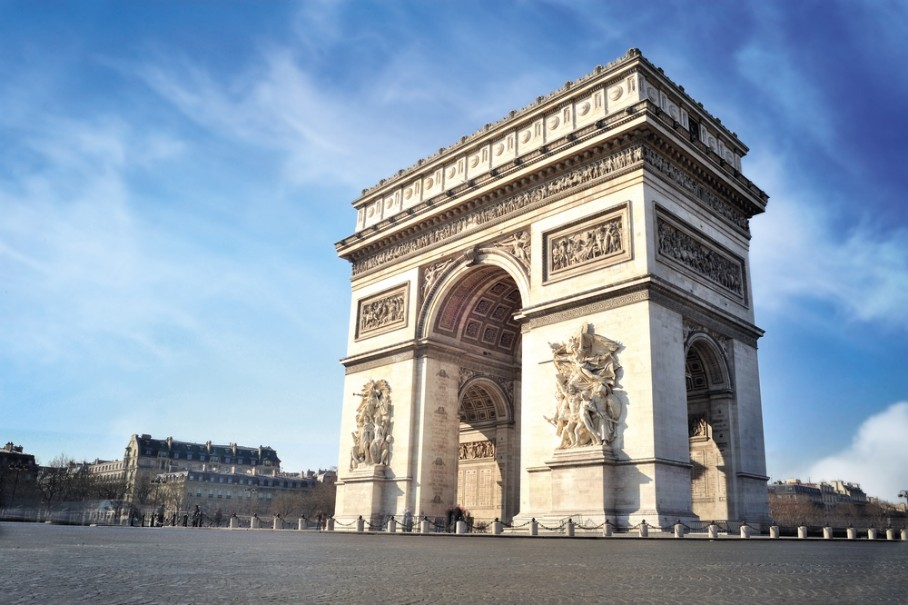 Kouzlo Paříže (fotografie 16)