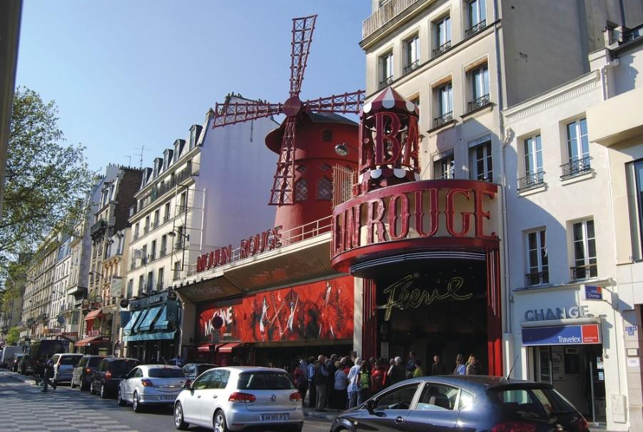 Paříž - Prodloužené letecké víkendy (fotografie 9)