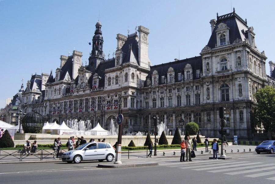 Paříž - Prodloužené letecké víkendy (fotografie 11)