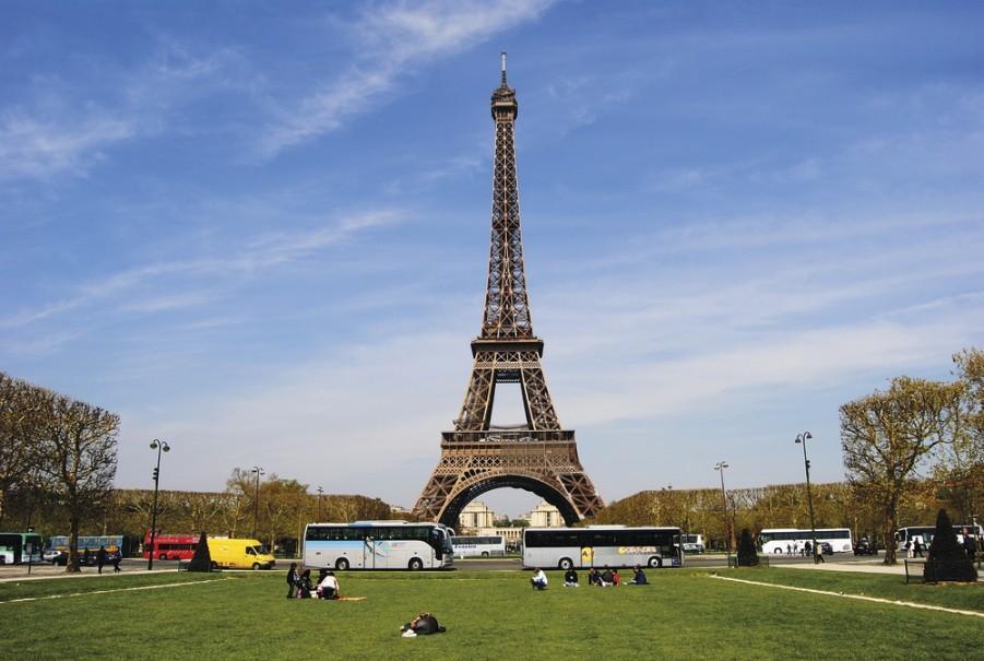 Paříž - Prodloužené letecké víkendy (fotografie 15)
