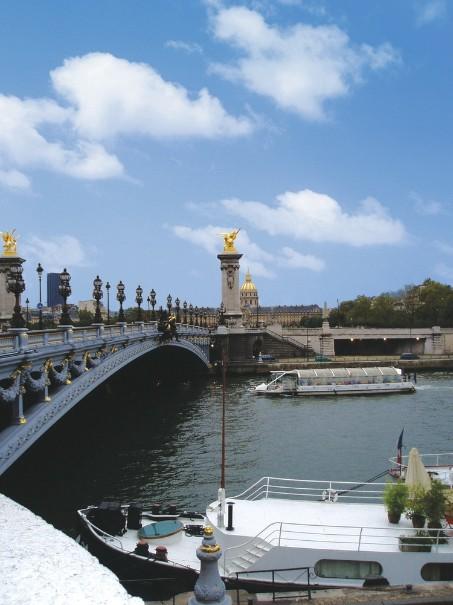 Paříž - Prodloužené letecké víkendy (fotografie 18)