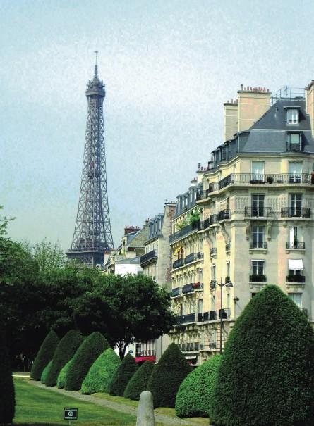 Paříž - Prodloužené letecké víkendy (fotografie 21)