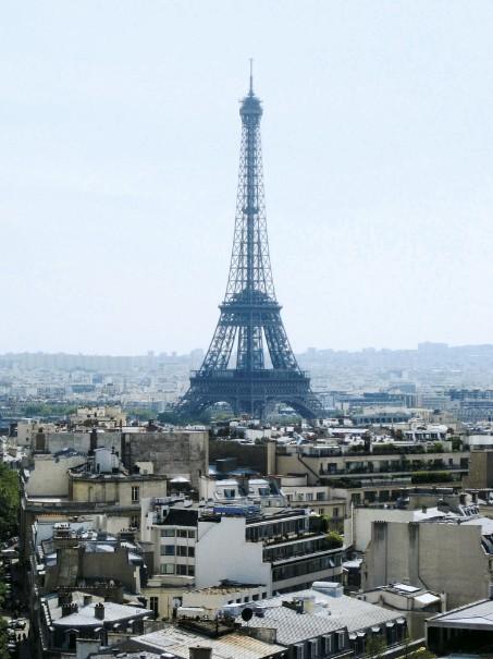 Paříž - Prodloužené letecké víkendy (fotografie 22)