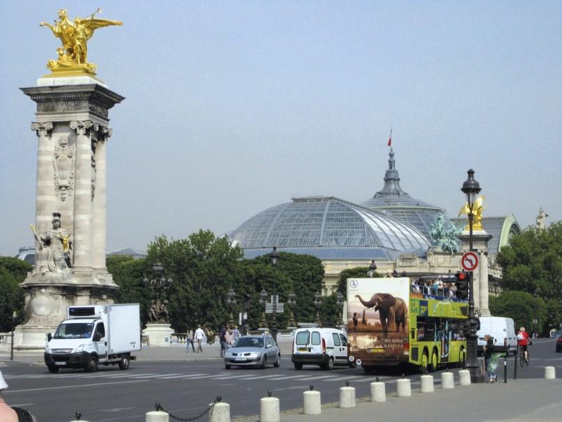 Paříž - Prodloužené letecké víkendy (fotografie 26)