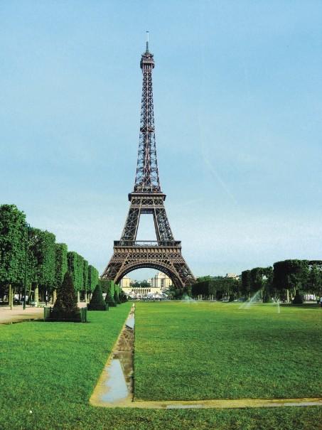 Paříž - Prodloužené letecké víkendy (fotografie 27)