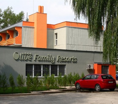 Hotel Olive Family Resort