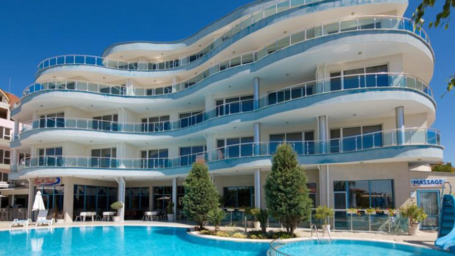 Hotel Blue Bay (fotografie 1)