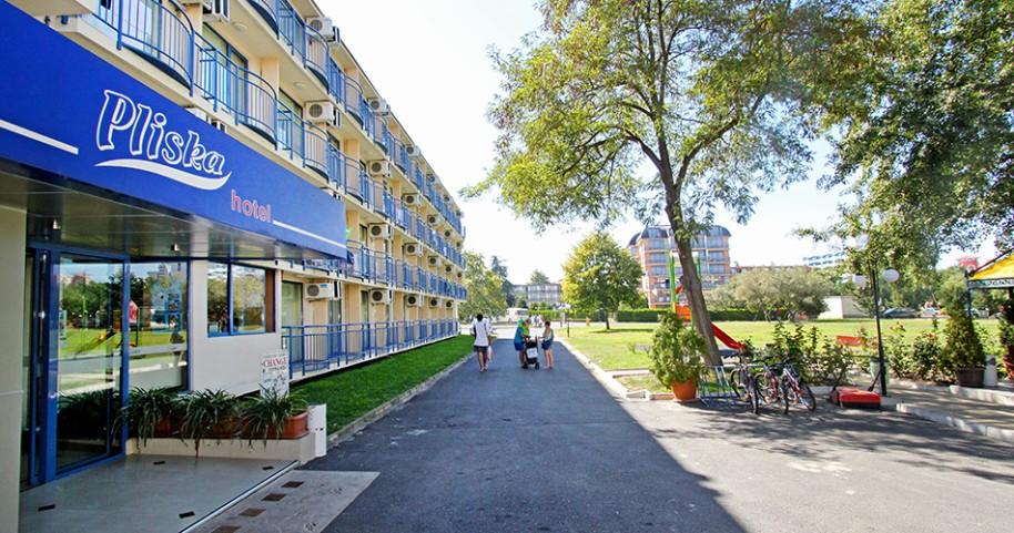 Hotel Pliska (fotografie 5)