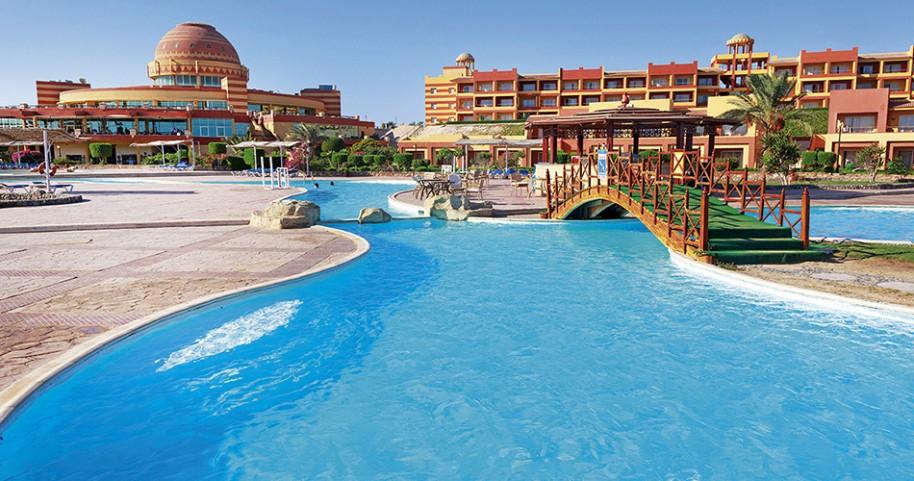 Hotel Malikia Beach Resort Abu Dabbab (fotografie 11)