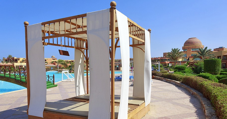 Hotel Malikia Beach Resort Abu Dabbab (fotografie 14)