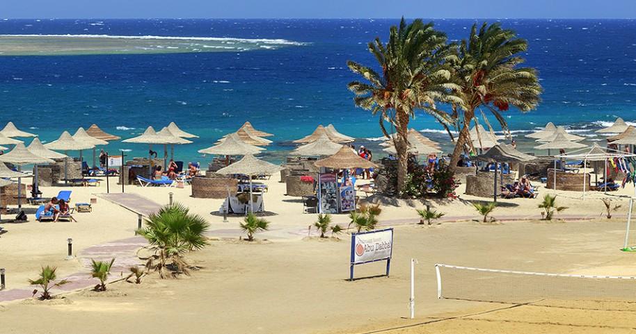 Hotel Malikia Beach Resort Abu Dabbab (fotografie 4)
