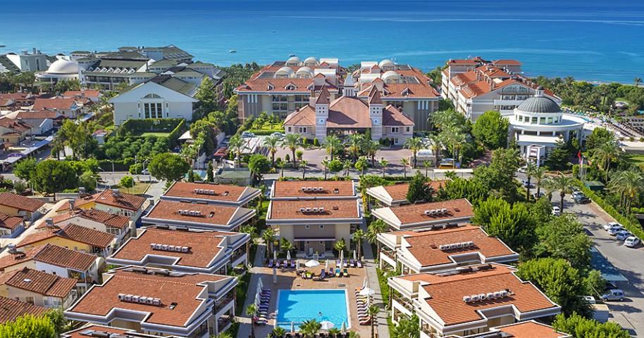 Hotel Sentido Turan Prince (fotografie 14)
