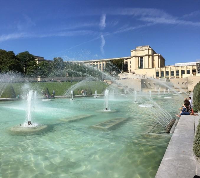 Romantická Paříž a Versailles (fotografie 94)